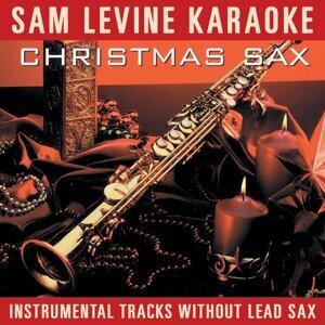 Sam Levine Karaoke - Christmas Sax (Instrumental Tracks Without Lead Track)