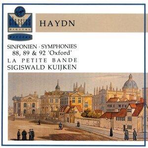 Symphonies Nos.88,89 & 92