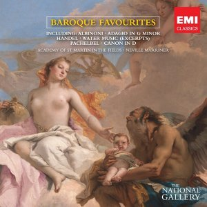 Baroque Favourites [The National Gallery Collection] - The National Gallery Collection