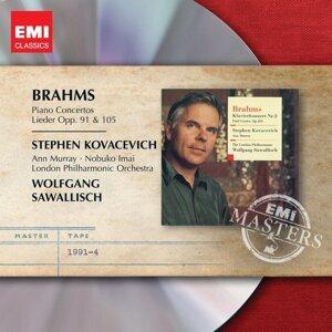 Brahms: Piano Concertos
