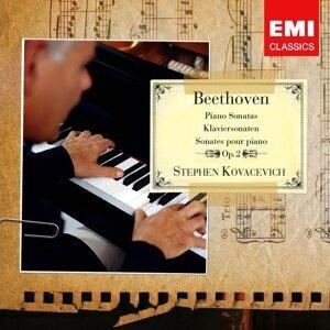 Beethoven: Piano Sonatas Op. 2