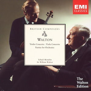 Walton Violin & Viola Concerts, Partita