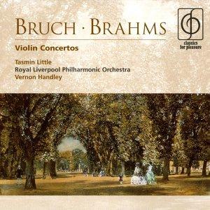 Bruch & Brahms Violin Concertos