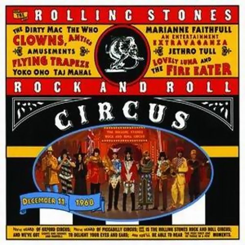 Mick Jagger's Introduction Of ''Rock And Roll Circus''