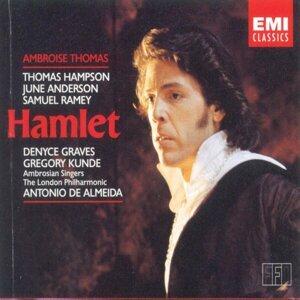 Hamlet Hampson