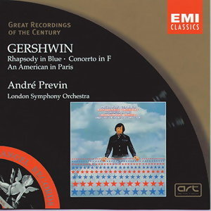 Gershwin: Rhapsody In Blue/An American In Paris/Concerto In f