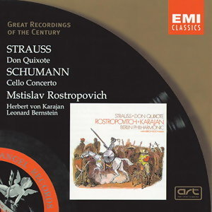 R. Strauss: Don Quixote/Schumann: Cello Concerto in A minor