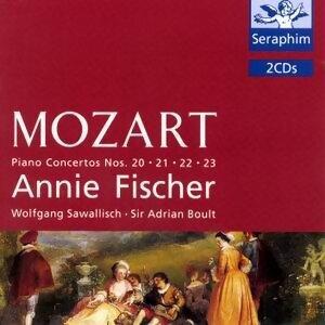 Piano Concertos Nos.20/21/22/23