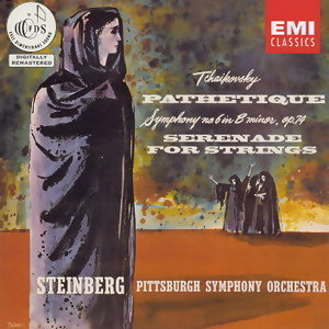 Tchaikovsky: Symphony No.6 & Serenade For Strings