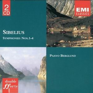 Sibelius Symphonies Nos. 1-4