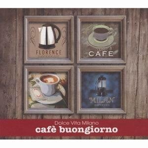 Dolce Vita Milano - Cafe Boungior
