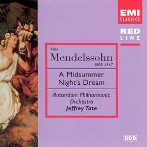 Britten: Nocturne. Mendelssohn: A Midsummer Night's Dream
