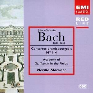 Brandenburg Concertos No.1-4