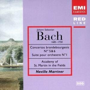 Brandenburg Concertos No.5 & 6/Orchestral Suite No.1