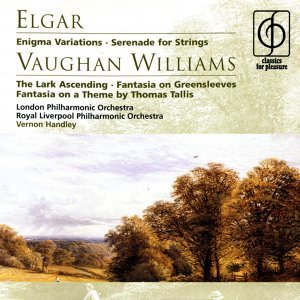 Elgar Enigma Variations, Vaughan Williams The Lark Ascending
