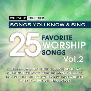 Worship Together: 25 Favorite Worship Songs Vol. 2