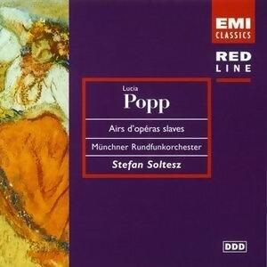 Lucia Popp sings Slavonic Opera Arias