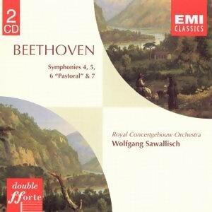 Beethoven: Symphonies Nos. 4 & 7, 5 & 6