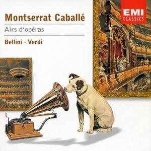 Montserrat Caballe Sings Bellini & Verdi Arias