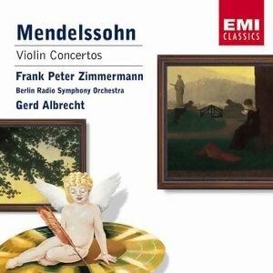 Mendelssohn:violin Concertos