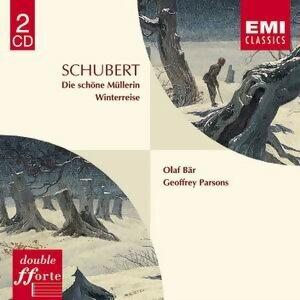 Schubert : Die Schone Mullerin/Winterreise