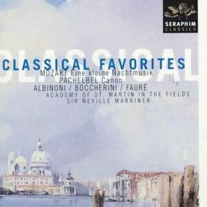 Eine Kleine Nachtmusik & Baroque Favourites