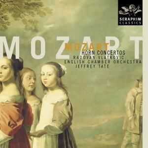 Mozart: Horn Concertos No's 1-4