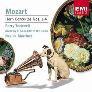 Horn Concertos Nos. 1 - 4/ Rondo/ Fragment