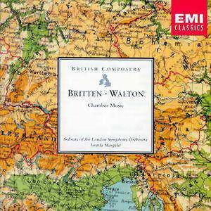 Britten & Walton Chamber Music