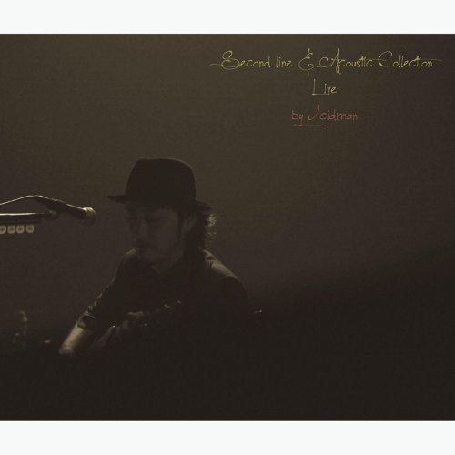 Under the rain - Second line & Acoustic live at 渋谷公会堂20111013