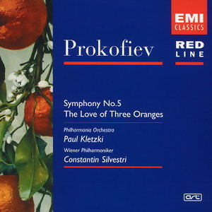 Prokofiev: Symphony No.5 & Love Of Three Oranges
