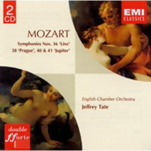 Mozart: Syms 36,38,40,41