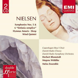 Nielsen : Symphonies 5 & 6 etc