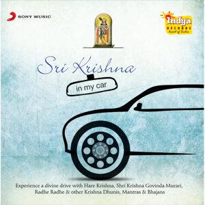 Shri Krishna In My Car