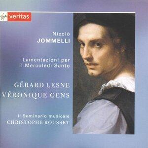 Jomelli - Le Lamentazioni Del Profeta Geremia Per Il Mercoledi Santo