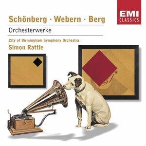 Schoenberg, Webern & Berg: Orchesterwerke