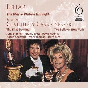 Lehár: The Merry Widow; Cuvillier, Kerker