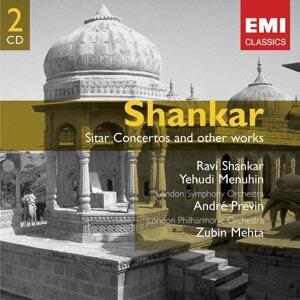 Shankar: Sitar Concertos etc.