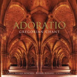 Adoratio: Gregorian Chant