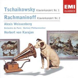 Tschaikowsky: Klavierkonzert Nr.1 - Rachmaninoff: Klavierkonzert Nr.2