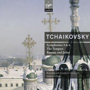 Tchaikovsky : Symphonies No.5 & 6
