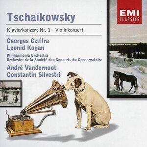Tschaikowsky: Klavierkonzert Nr. 1 Op. 23/Violinkonzert Op. 35