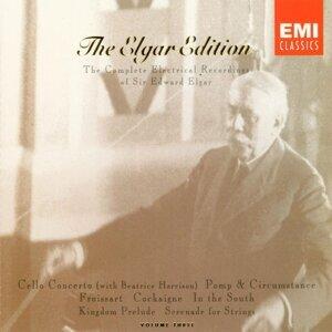 The Elgar Edition, Volume 3