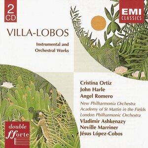 Villa-Lobos: Concertos & Instrumental works