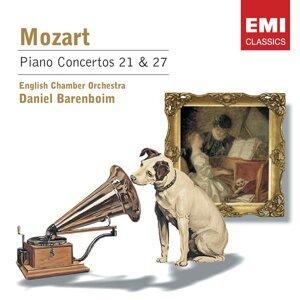 Mozart, W.A.: Klavierkonzerte Nr. 21 & 27
