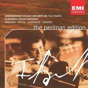 Shostakovich / Glazunov: Violin Concertos