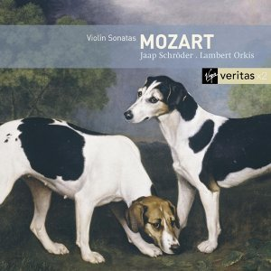 Mozart : Sonatas for violin & pianoforte