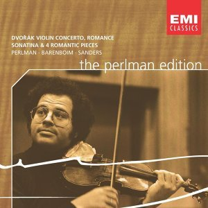 Dvorak: Violin Concerto in A Minor - Romance - Sonatina - Four Romantic Pieces