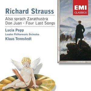 Strauss: Also sprach Zarathustra/Don Juan/4 Last Songs etc