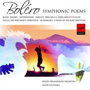 Bólero - Symphonic Poems